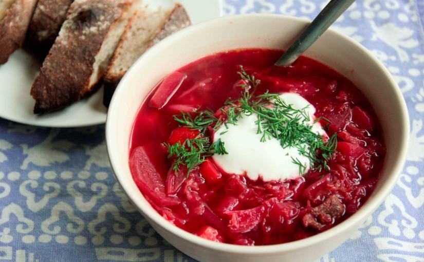 Polska sławna jest z smakowitych potraw